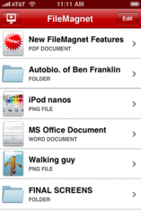 Copy and Read Documents on iPhone and iPod With FileMagnet