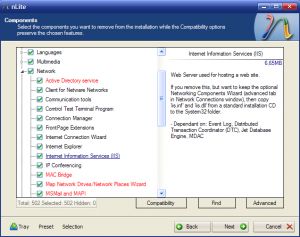 nLite - Create Customized Installation CDs of Microsoft Windows 2000 and XP