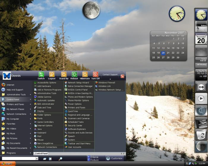 Premium windows themes desktop enhancements.