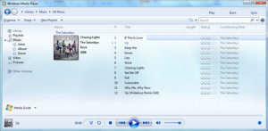 Windows Media Player 12 Coming Soon With Many Features