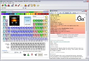 Explore and Learn About the Elements With Periodic Table Explorer