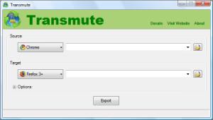 Synchronize, Organize, Share, Convert and Backup Your Bookmarks With Transmute