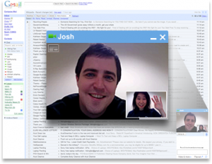 Use Gmail voice and video chat Plugin to Voice Chat With Friends from Gmail