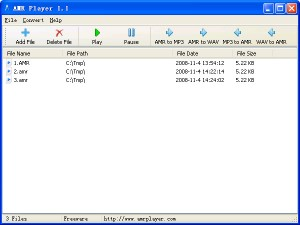 convert-amr-ringtones-to-mp3-wav-with-amr-player