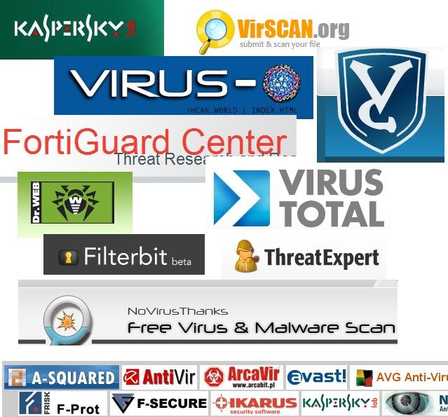 Scan Your Files for Malware and Viruses With Free Online
