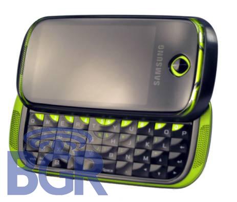Samsung Bigfoot Mobile Phone?