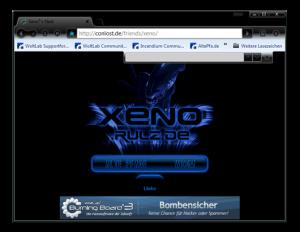 xeno theme