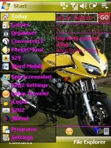 yellowfzs600fazer