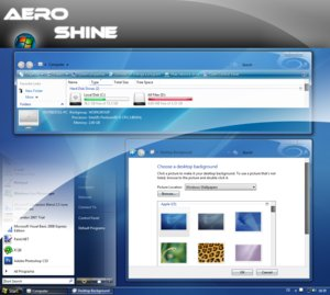 Aero Shine VS