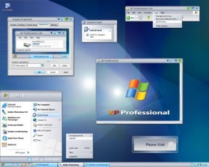 windows vista maxclear 3.1 theme