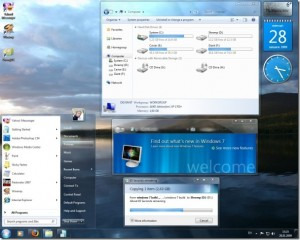 Aero Diamond Theme For Windows 7