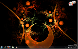 Artistic Theme For Windows 7