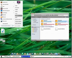 Leopard Theme For Windows 7