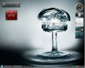 Water Bomb and Windows 7