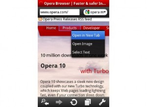 Opera Mini 5 Beta