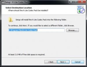Windows 7 K-Lite Mega Codec Pack 16.1.2 full