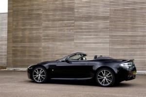2011 Aston Martin V8 Vantage N420 Front View