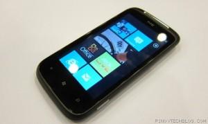 HTC 7 Mozart Image