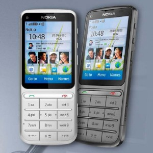 Nokia C3-01 Touch and Type Image