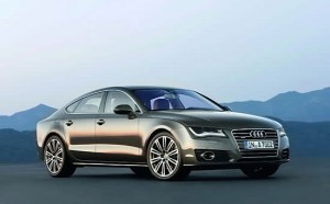 Audi newest A7 Sportback Car 2011