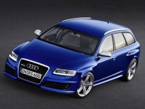 Audi rs6 car