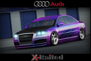 Audi A8L Quattro