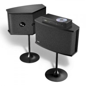 Bose Stereo Speakers Picture