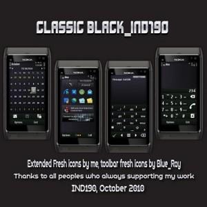 Classic Black Image