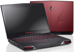 Alienware M14x Notebooks Pic