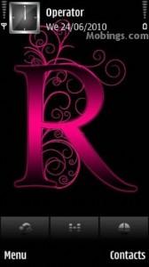 Letter R Image