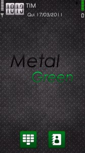 Metal Green Image