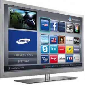 Samsung Smart TV Image