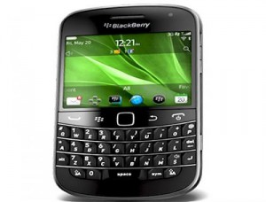 Images of BlackBerry Bold 9900