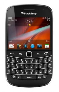 Picture Of BlackBerry Bold 9900