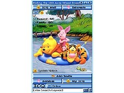 Riding the Hundred Acre Wood River Picture