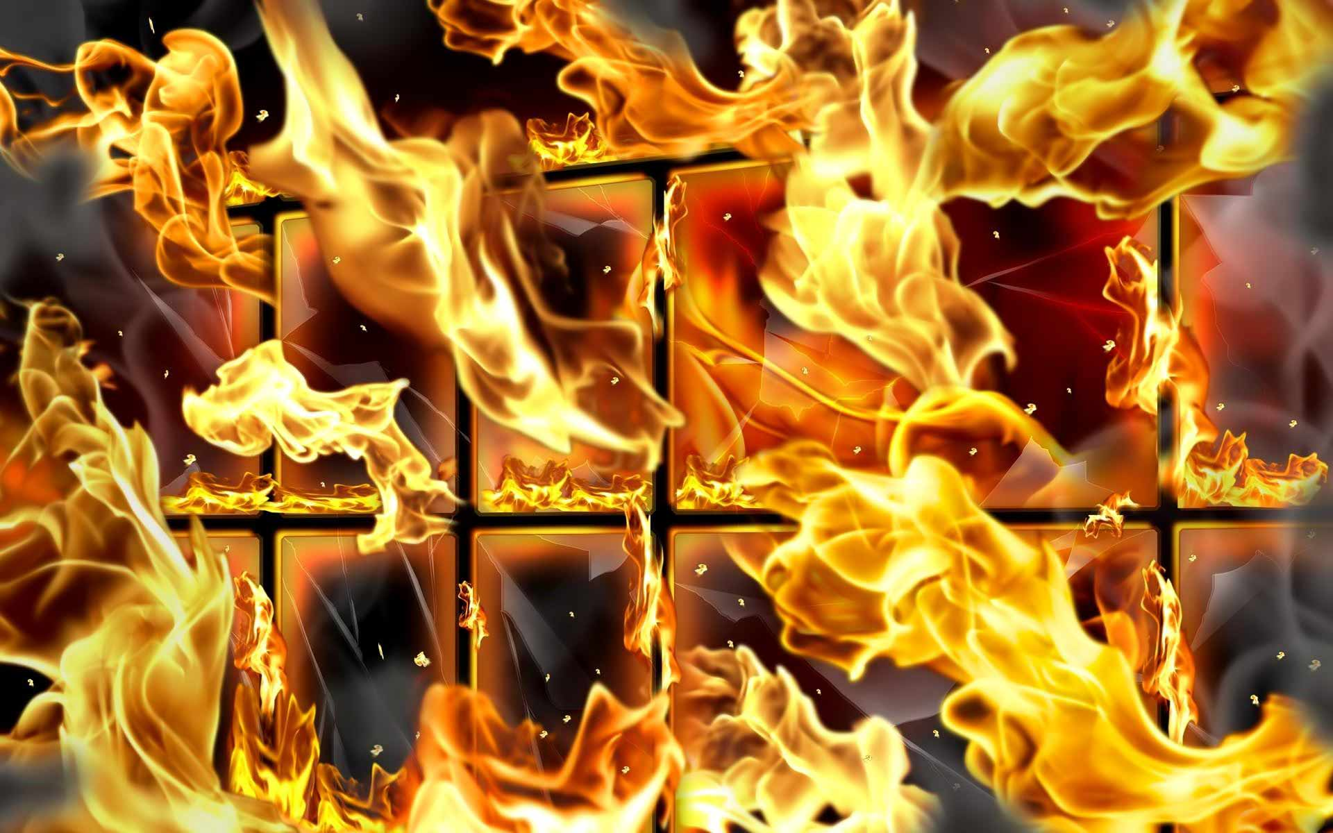 47 Stunning Fire Wallpaper Technosamrat