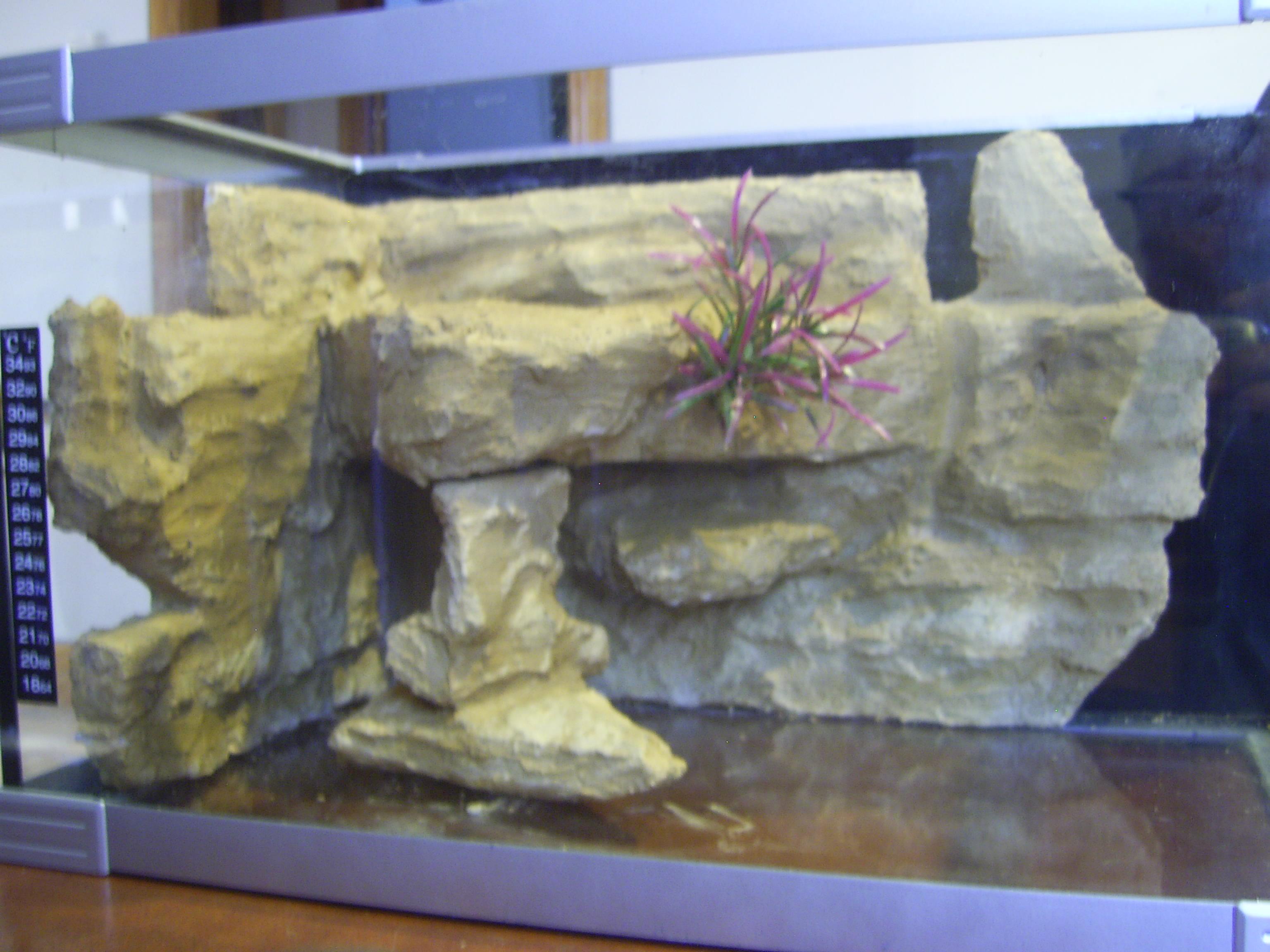 Задний фон 3д для аквариума