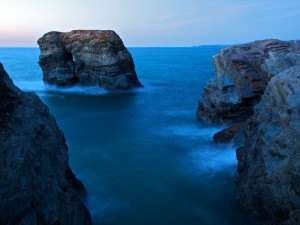 Ocean Cliffs Cornwall Wallpaper Picture