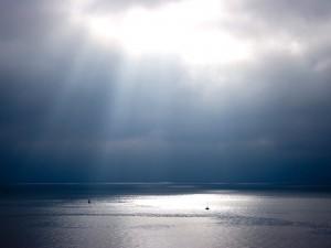 Sunlight Ocean Wallpapers Image