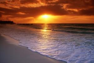 Sunrise Ocean Wallpapers Photo