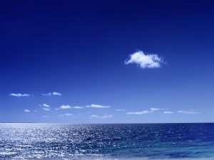The Blue Ocean Wallpapers Picture