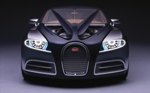 Pictures of Beautiful Bugatti