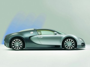 Image of Beautiful Bugatti