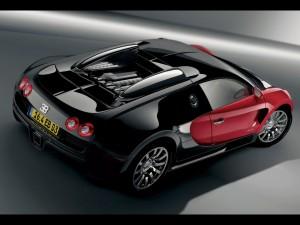 Photo of Bugatti Back Side Looks
