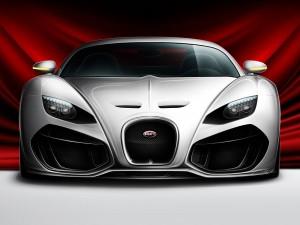 Bugatti Beautiful Wallpaper Picture