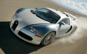 Image of Bugatti Car