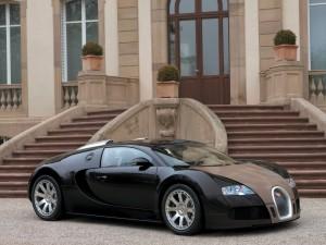 Images of Bugattis