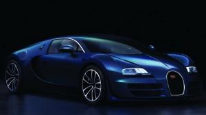 Photos of Bugattis