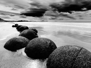 Black and White Background Photo