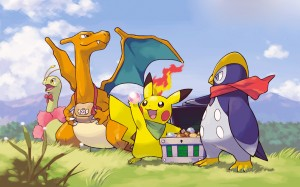 Picture of Pokemon Anime